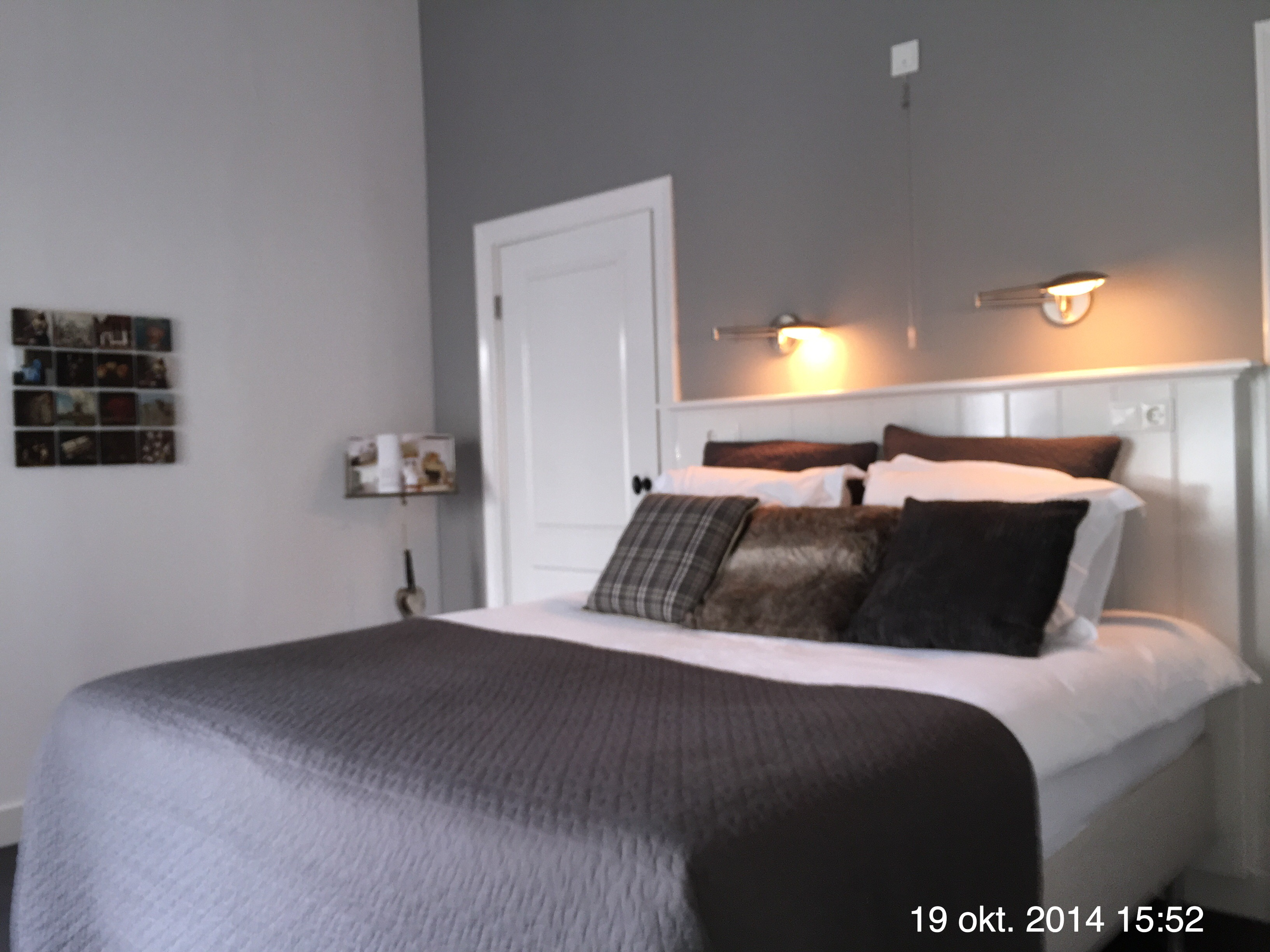 Foto s en recensies bed breakfast diemerbrug - Grijze en violette kamer ...